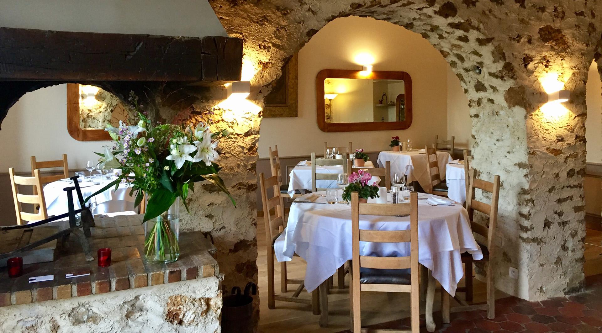 Restaurant Vallée de Chevreuse - La Terrasse de Sauvegrain - Yvelines